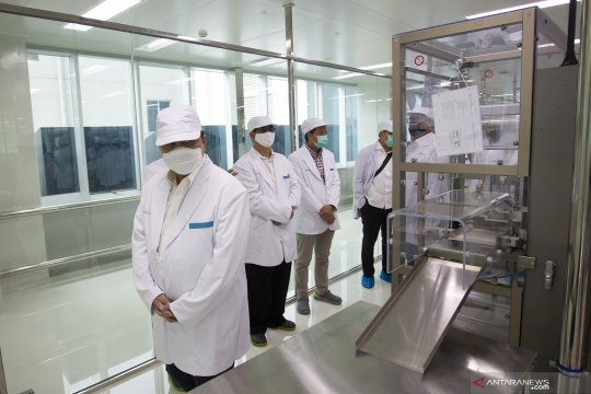 Erick Thohir: Pemerintah berupaya tingkatkan produksi vaksin COVID-19