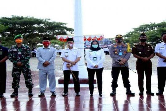 Bupati pastikan perayaan HUT Seruyan ikuti protokol kesehatan COVID-19