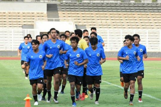Timnas U-19 Indonesia takluk 0-3 dari Bulgaria
