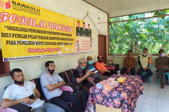 Bawaslu Bangka Belitung minta masyarakat lakukan pengawasan partisipatif