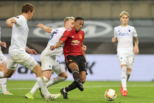 Manchester United  melaju ke semifinal Liga Europa