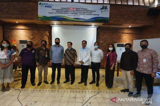 BPJAMSOSTEK Denpasar mantapkan program vokasi pekerja kena PHK