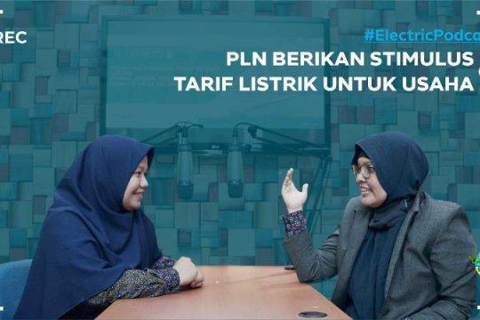 3.156 pelanggan PLN di Babel dapat stimulus tarif listrik