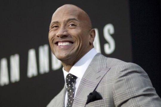 Dwayne Johnson aktor bayaran tertinggi di dunia
