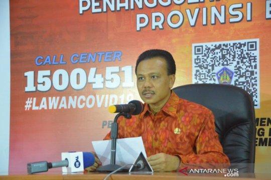 Tingkat kesembuhan pasien COVID-19 di Bali terus naik