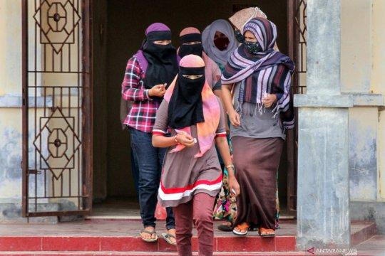 Pengungsi Rohingya kabur