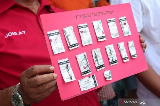 Bukannya perbanyak ibadah, nenek 60 tahun di Mataram ini jualan obat terlarang