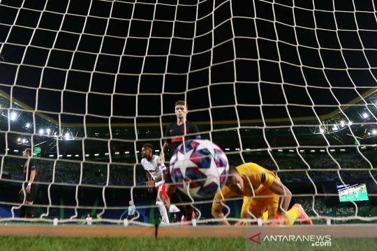 Liga Champions: RB Leipzig kalahkan Atletico Madrid 2-1