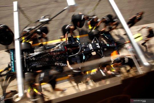 Formula 1 : Latihan Grand Prix Spanyol