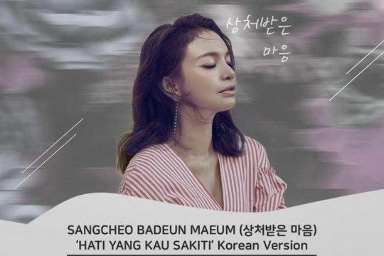 "Cerita Penyanyi Rossa nyanyikan ulang ""Hati Yang Kau Sakiti"" versi Korea"