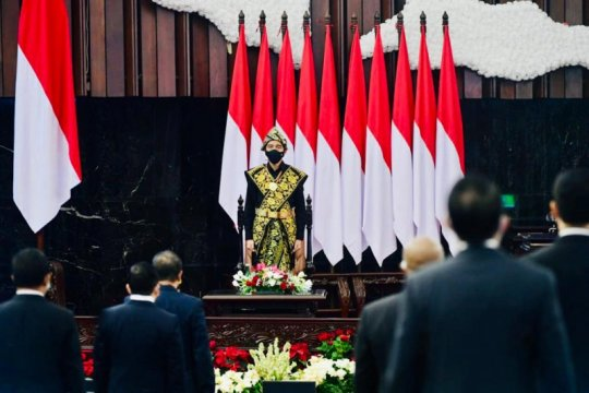 Presiden Joko Widodo: Pemerintah bangun kemandirian energi