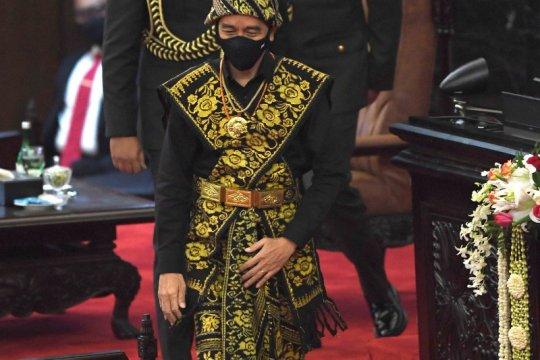 Presiden tegaskan jangan ada yang merasa paling Pancasilais sendiri