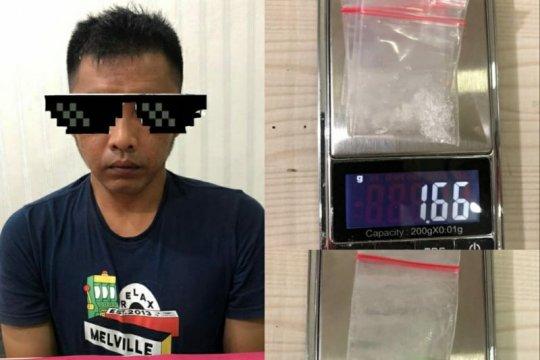 Satnarkoba Polres Pangkalpinang ringkus pengedar narkoba