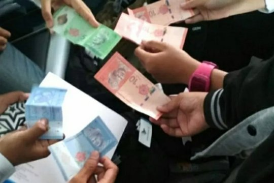 Ringgit pimpin mata uang Asia lebih rendah