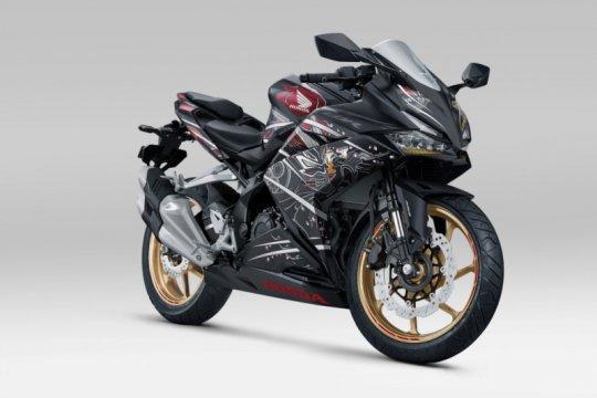 Honda CBR250RR bermotif batik, berapa harganya?