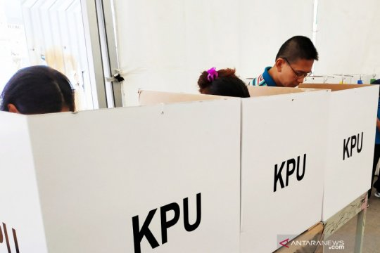 KPU tutup masa pendaftaran baakal paslon kepala daerah