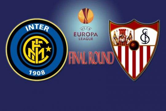Prediksi susunan pemain Inter Milan vs Sevilla di final Liga Europa