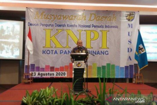 Walikota minta Ketua KNPI terpilih bantu bangun Pangkalpinang