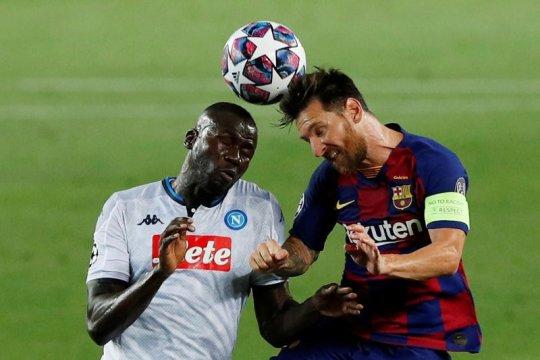 Lionel Messi kabarnya sudah sepakati kontrak Rp12,2 triliun di City