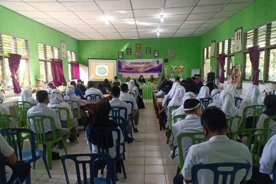 Polisi Bangka Barat gandeng sekolah cegah kekerasan terhadap anak