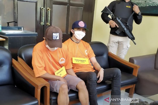 Polisi tangkap Jamal Preman Pensiun terjerat lagi narkoba