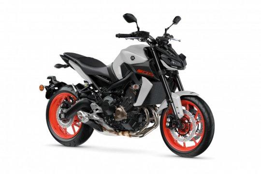 Yamaha luncurkan  motor CBU MT-07 & MT-09, harganya setara Honda Jazz