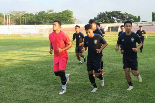 PSIS mulai berlatih di Stadion Citarum