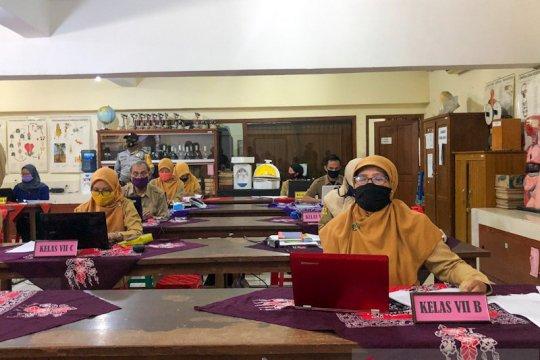 Yogyakarta lanjutan sekolah daring