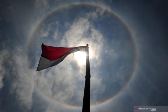 Lapan: Matahari memutih berpotensi di seluruh wilayah RI