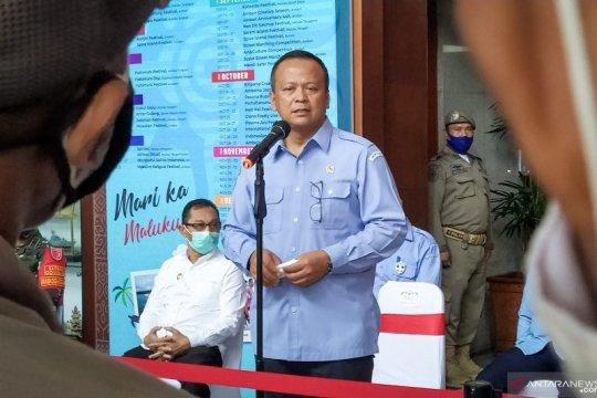 KPK  tangkap Menteri Edhy Prabowo