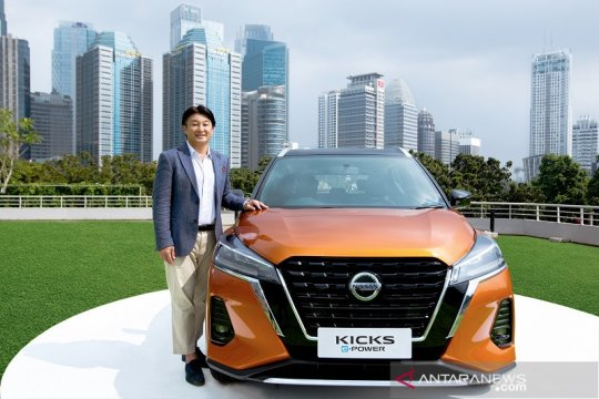 All-New Nissan Kicks e-Power mengaspal di Indonesia, harganya?