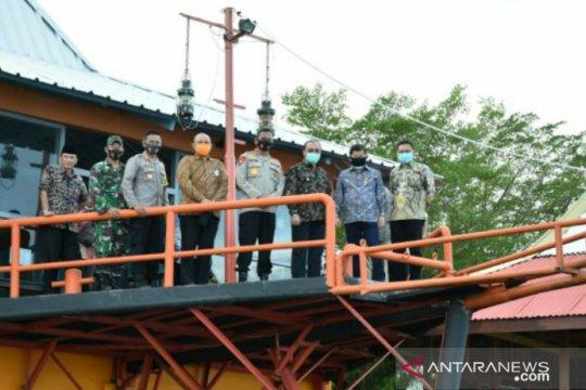 Gangan ikan ketarap dan taoge ikan asin dapat perhatian Menteri Suharso