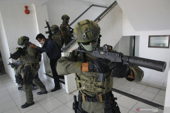 Polisi dan BNPT diingatkan waspadai aksi teror di akhir tahun