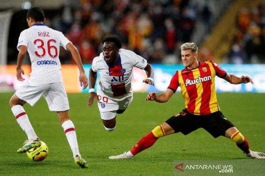 PSG kalah 0-1 dari tim promosi RC Lens