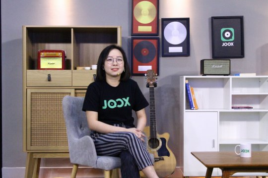 Joox ajak masyarakat ikuti dan ekspresikan kata hati melalui musik