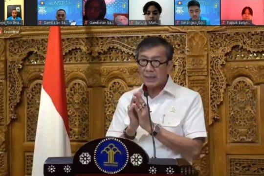 Yasonna Laoly  siap menghadapi gugatan Tommy Soeharto