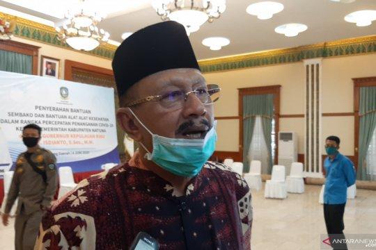 APBD Natuna 2021 didominasi dana pusat