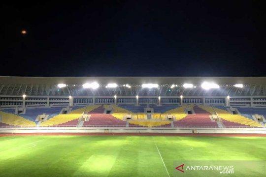Lapangan pendukung Piala Dunia direnovasi