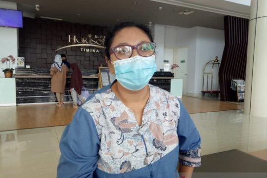 Pasien COVID-19 yang dirawat RSMM Timika meningkat