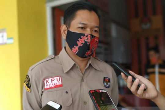 KPU Kapuas Hulu ingatkan batas maksimal sumbangan dana kampanye untuk paslon