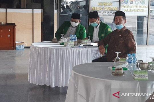 Ketua NU Bangka minta kepolisian ingatkan perjalanan dinas