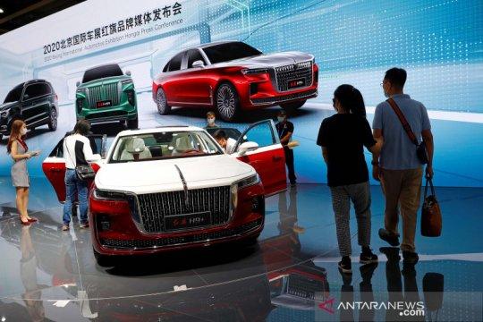 Pameran otomotif internasional Beijing