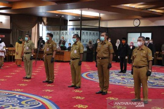 Gubernur Kaltim kukuhkan 5 Pjs Bupati dan Walikota