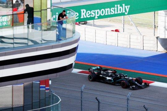 Formula 1 catat kasus COVID-19 tertinggi musim ini jelang GP Rusia
