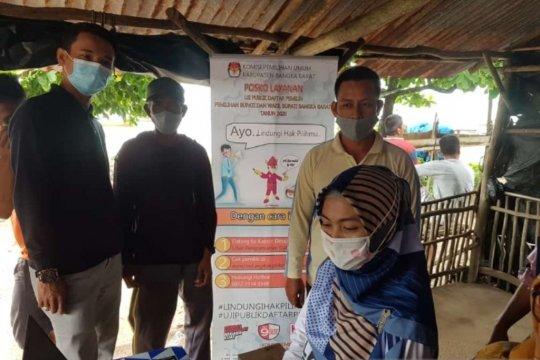KPU Bangka Barat siapkan posko bergerak tampung pemilih tercecer