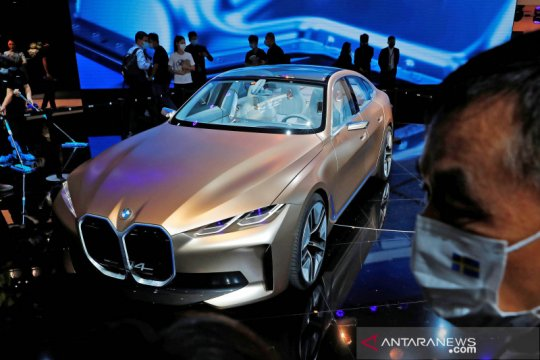 Mobil konsep di pameran otomotif internasional Beijing
