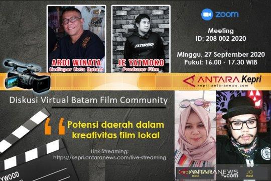 BFC minta pemerintah daerah  dukung produksi film lokal