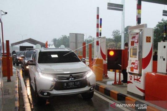 Tol  Dumai-Pekanbaru Resmi Dioperasikan