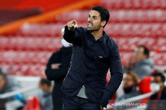 Arteta tantang Pep Guardiola di babak perempat final Piala Liga