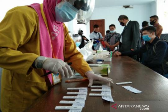 Sebanyak 1.919 pasien dinyatakan sembuh dari COVID-19 di Sulawesi Tenggara